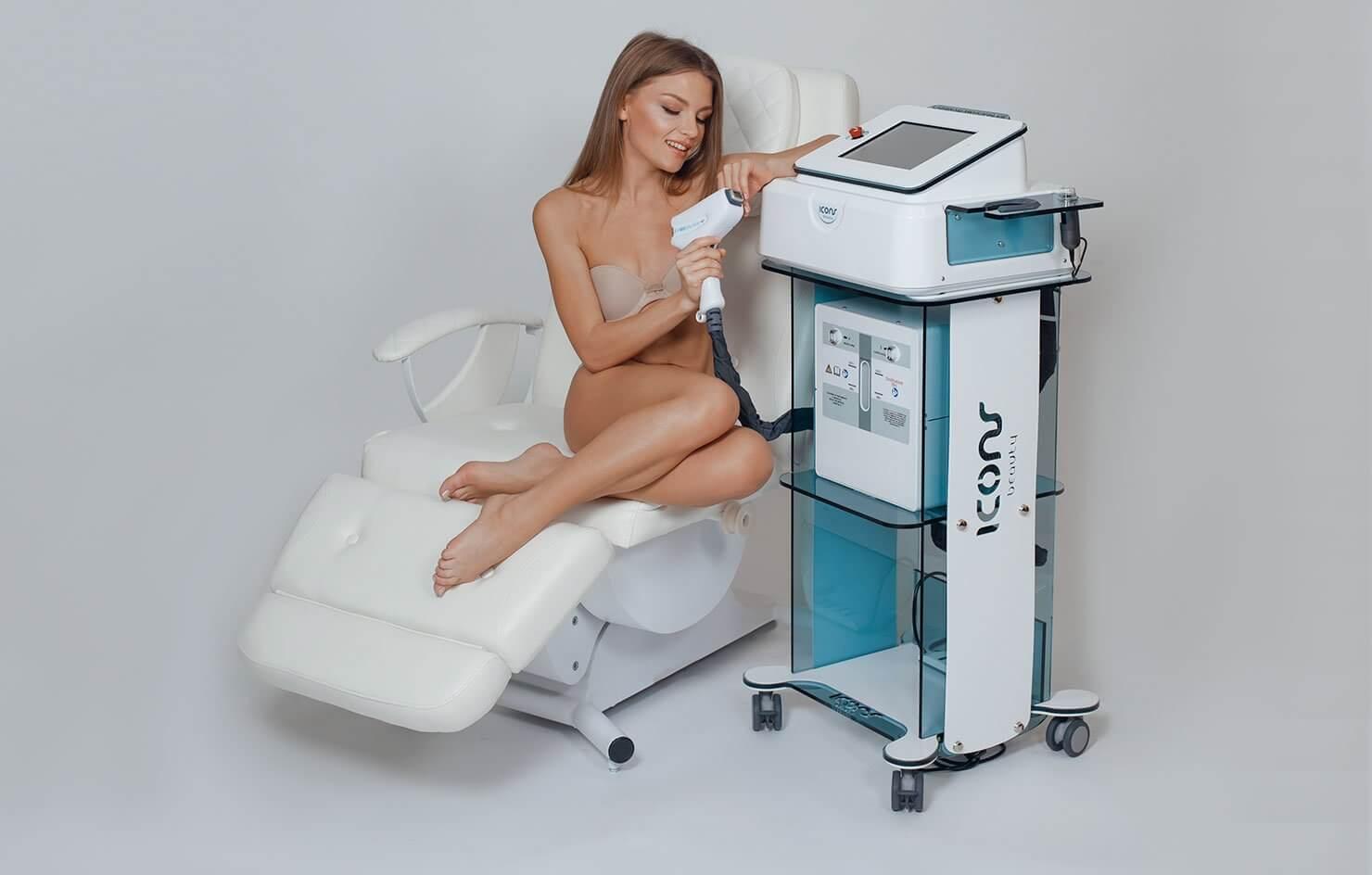 ICONS HD MATRIX диодный лазер