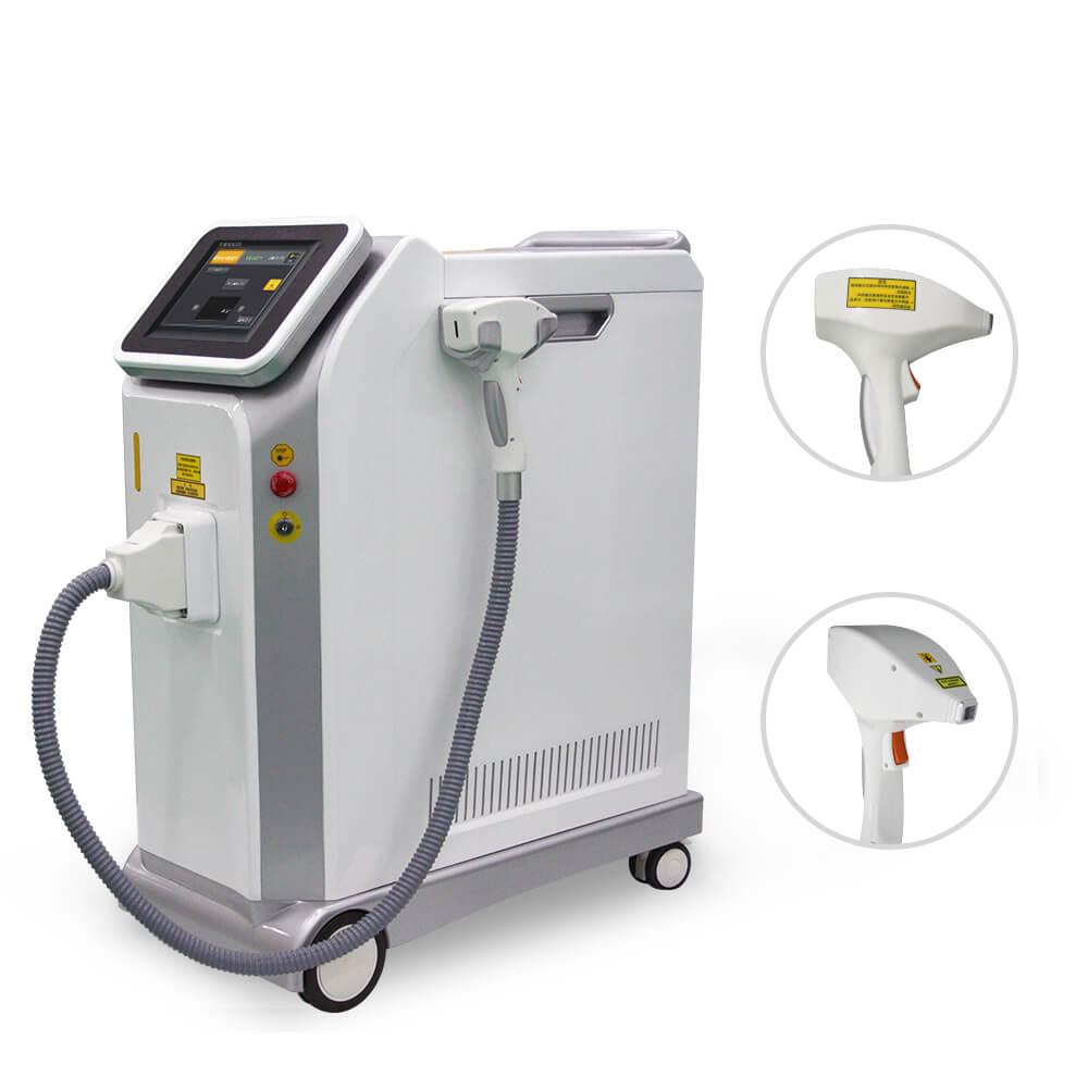 TOPLASER диодный лазер для эпиляции