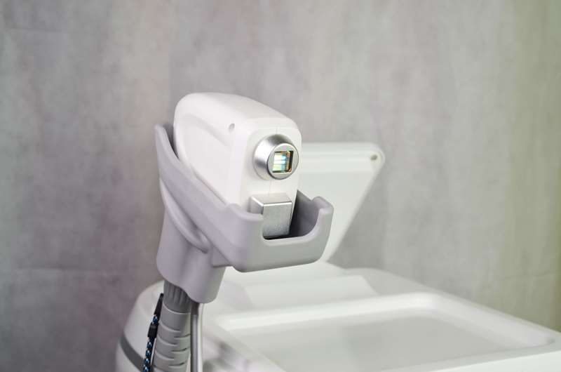 09 - Обзор аппарата для лазерной эпиляции LL1