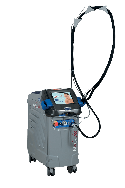 Motus AX Moveo - Александритовые лазеры