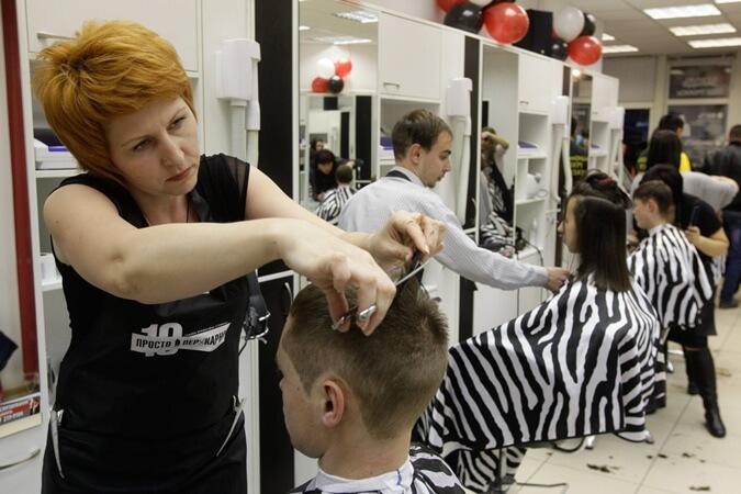 Заболевания парикмахеров