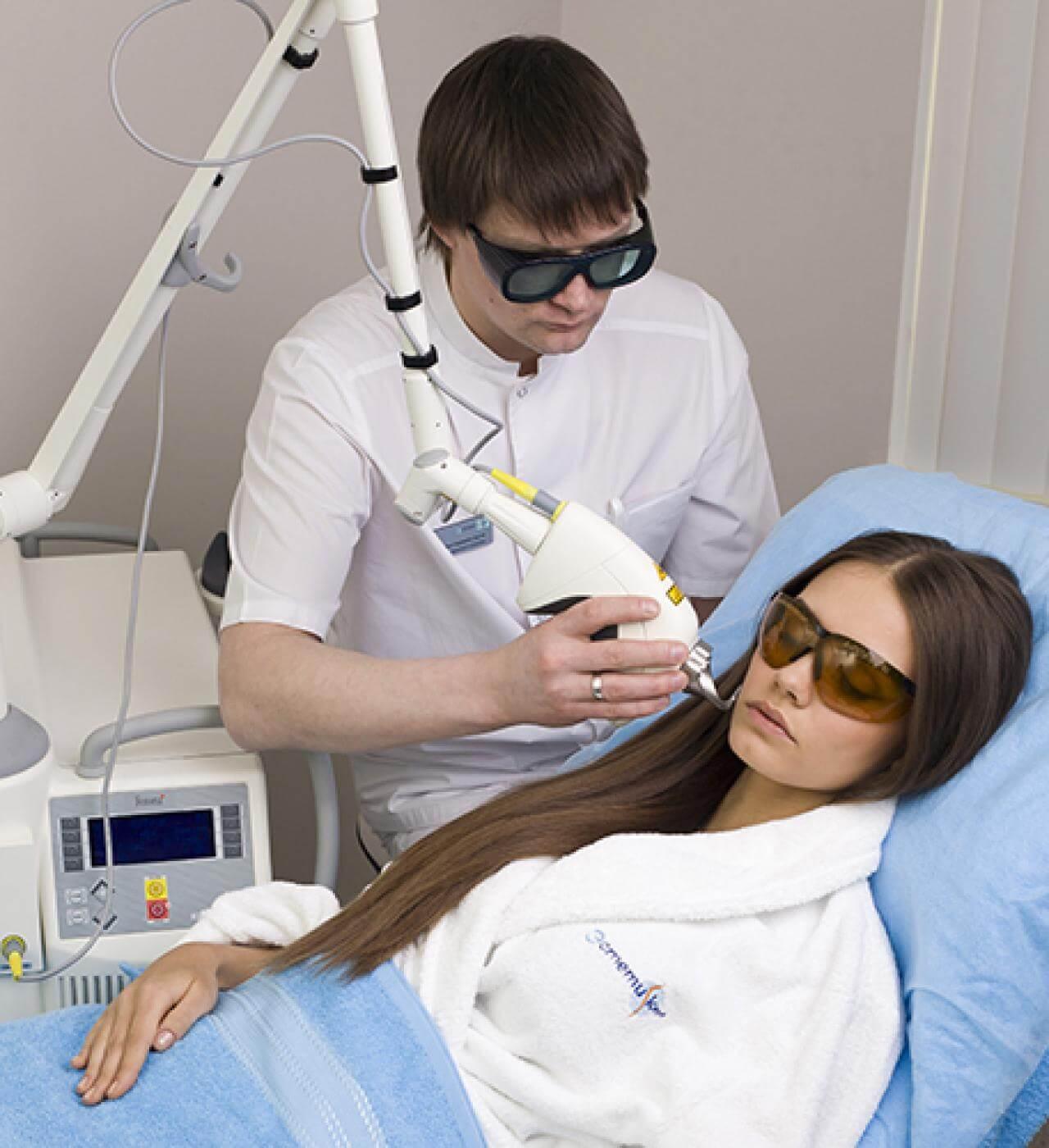 Fotona XP Dynamis лазерное омоложение кожи