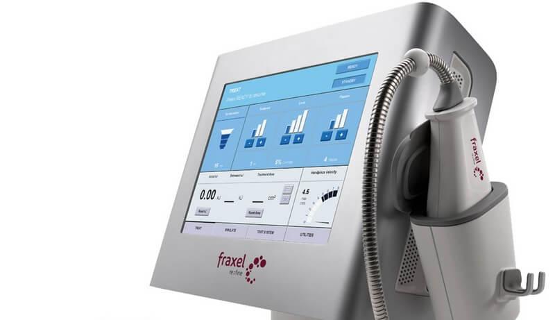 fraxel 8001 - Фраксель — лазерная терапия и омоложение кожи лица