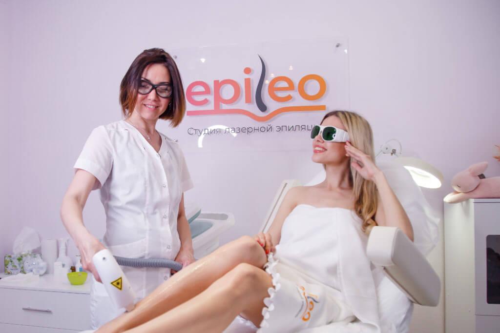 Epileo - Рейтинг студий лазерной эпиляции в Москве