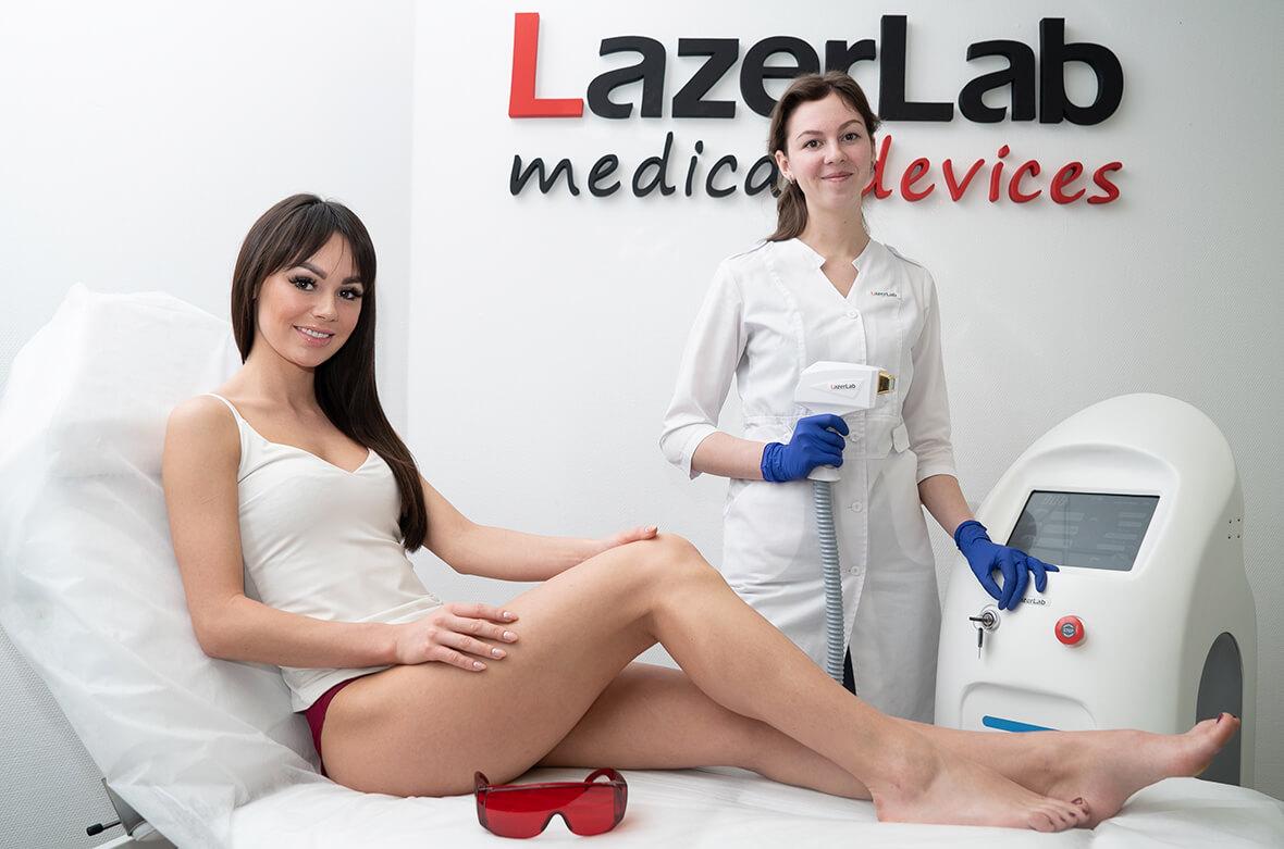 Lazerlab - Рейтинг студий лазерной эпиляции в Москве