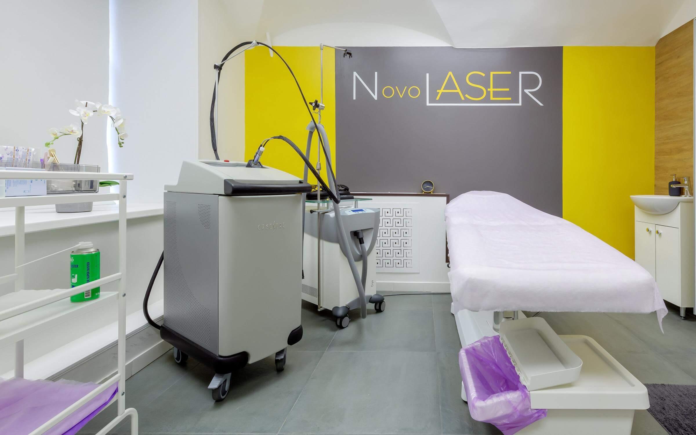 Novolaser - Лучшие студии лазерной эпиляции в Санкт-Петербурге