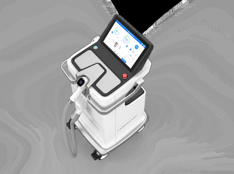 Lasermach pro 5 - Диодный лазер Wingderm