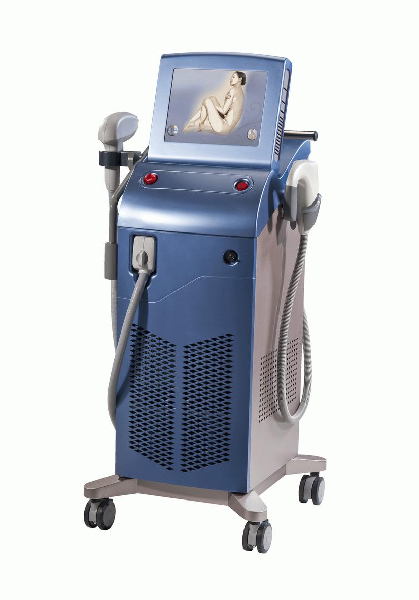 Soprano XL - Диодные лазеры с регистрационным удостоверением