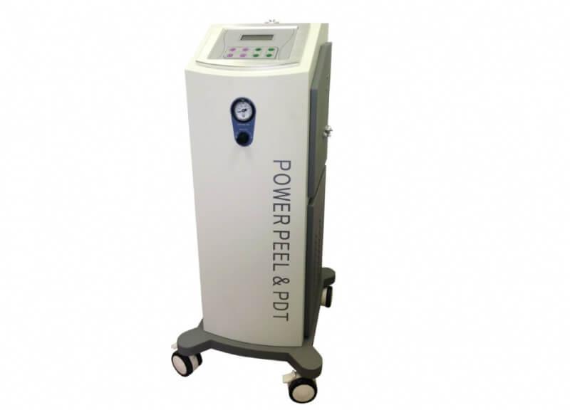 ES 921H - Аппараты газожидкостного пилинга