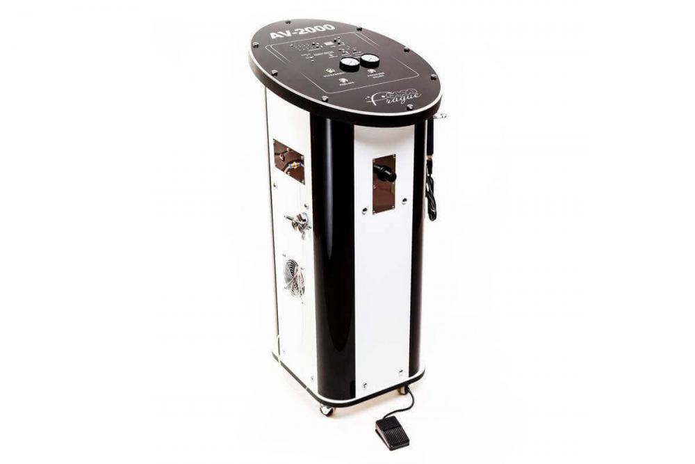 AV 2000 - Аппараты газожидкостного пилинга