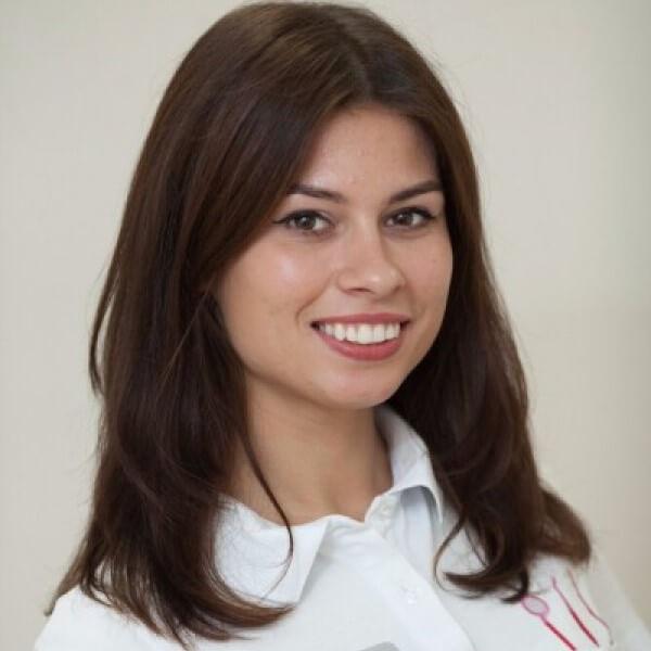 Marina Garbuzova - Криотерапия для лица
