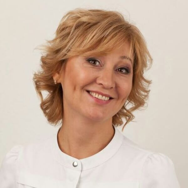 Natalya Norenkova - Криотерапия для лица