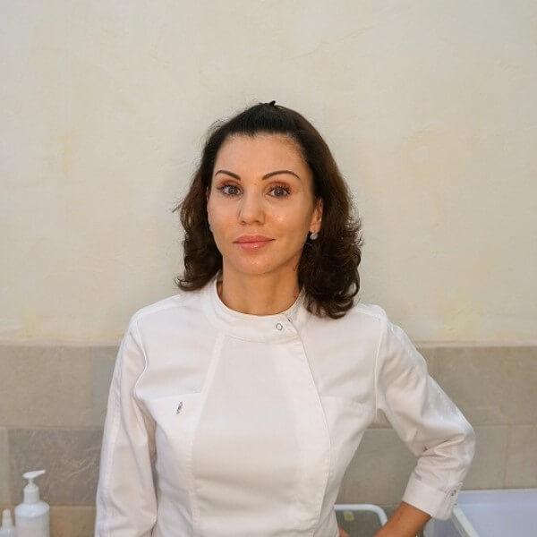 Varvara Zaytseva vrach dermatokosmetolog - Криотерапия для лица