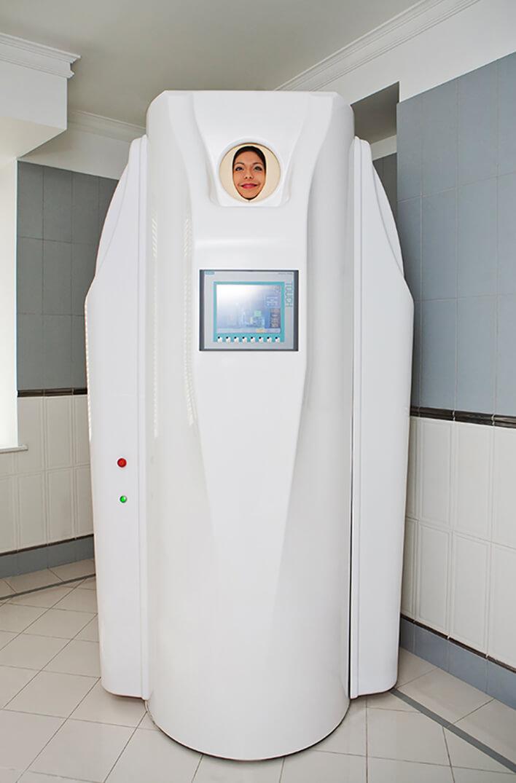 kriogennaya kamera - Криотерапия для лица