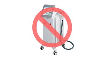 Не качественные лазеры для эпиляции