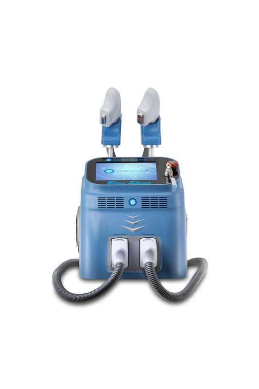 Happy Light Blue shine 1 - ELOS-аппарат Happy-Light Blue shine: новый аппарат премиум-класса