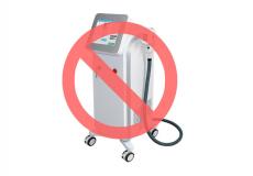Ne kachstvennyie lazeryi dlya epilyatsii 230x160 - Аппараты лазерной эпиляции, которые не стоит покупать