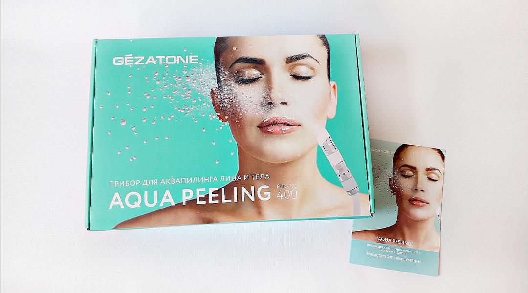 aqua - Aqua Peeling MD-3a 400 Gezatone