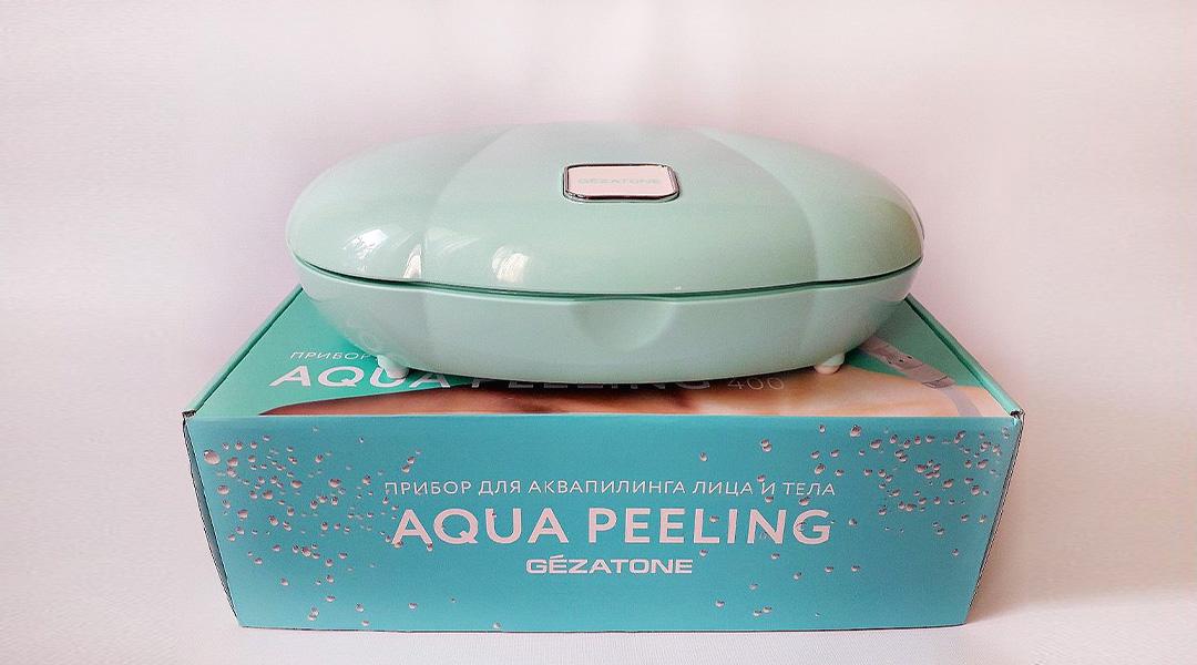 aquap - Aqua Peeling MD-3a 400 Gezatone