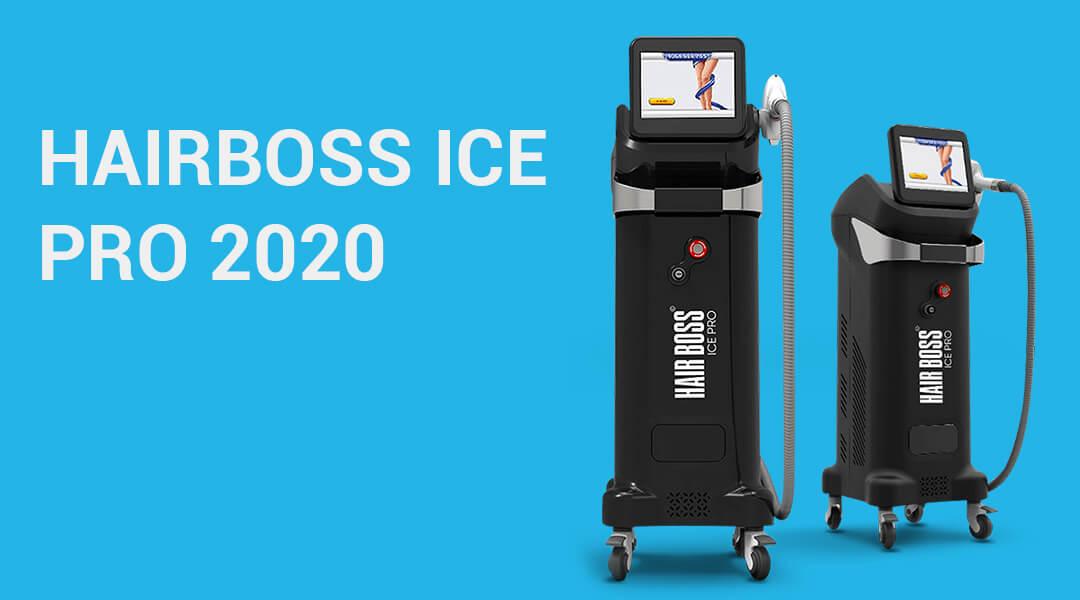 hairboss - HAIRBOSS ICE PRO 2020 - обзор лазера для эпиляции