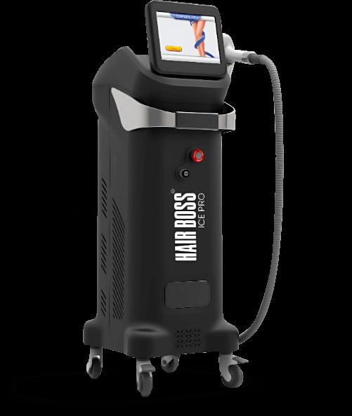 lazer left 2 - HAIRBOSS ICE PRO 2020 - обзор лазера для эпиляции