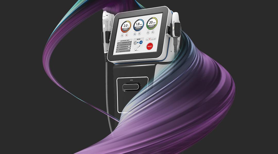 literamain - Liftera A - обзор аппарата СМАС-лифтинга