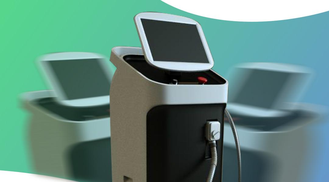 zollasernews2 - Новый аппарат лазерной эпиляции 2021 года — ZOLLASER — DL306S